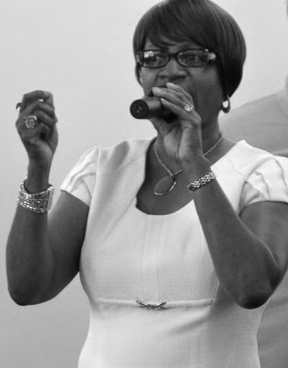 Pastor Patricia Glenn