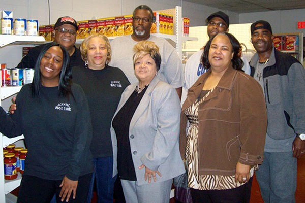 Mission Center and Food Bank